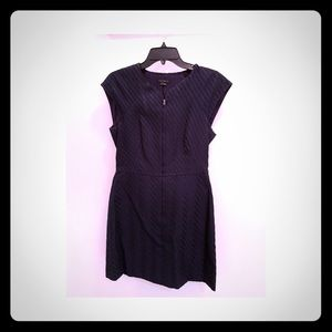 Theory zip front dress size 4